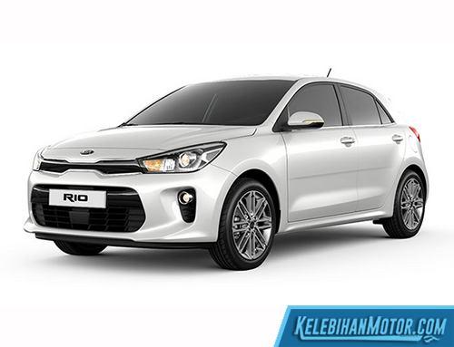 Kekurangan Kia All New Rio