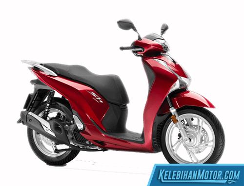 Kelebihan Honda SH150i