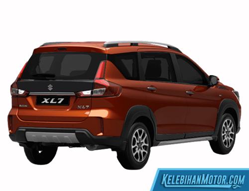 Spesifikasi Suzuki XL7 Indonesia