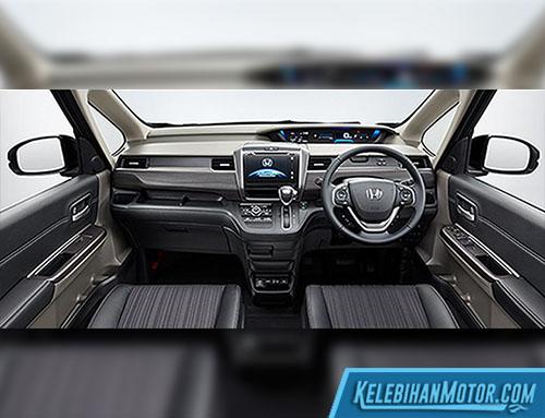 Interior Honda Freed Generasi Kedua