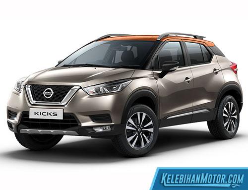 Kelebihan dan Kekurangan Nissan Kicks Indonesia