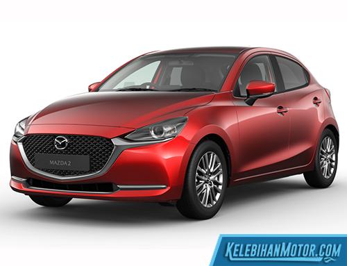 Kelebihan dan kekurangan New Mazda2