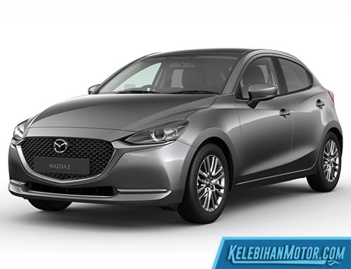 Spesifikasi dan Harga New Mazda2