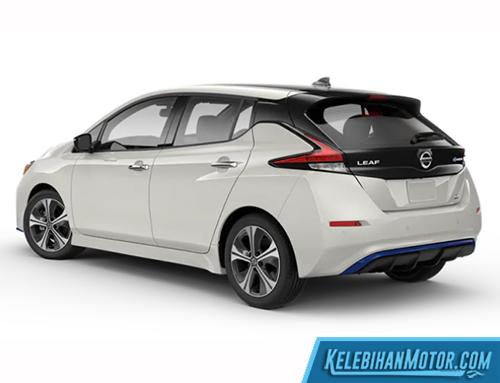 Spesifikasi dan Harga Nissan Leaf
