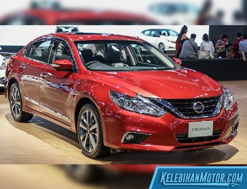 Biaya Pajak Nissan Teana