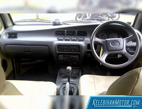 Interior Daihatsu Espass Keluaran Terakhir