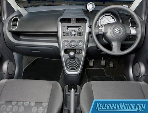 Interior Suzuki Splash