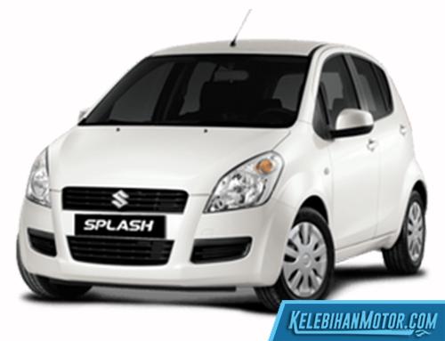 Kelebihan dan Kelemahan Suzuki Splash