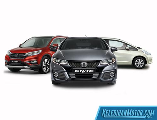 Kredit Mobil Honda Paling Murah