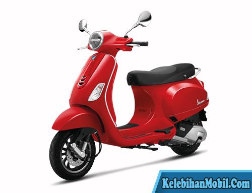 Harga Motor Vespa Matic LX 125 I-Get