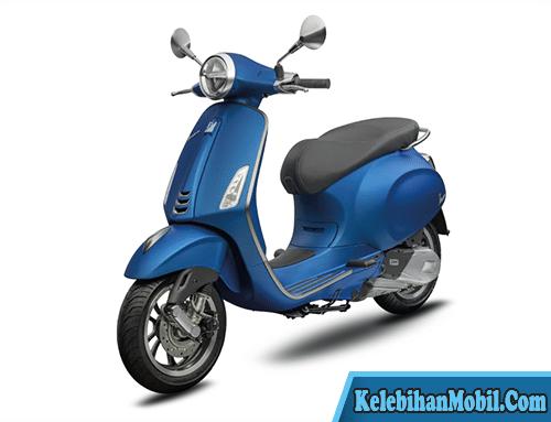Harga Motor Vespa Matic Primavera S 150