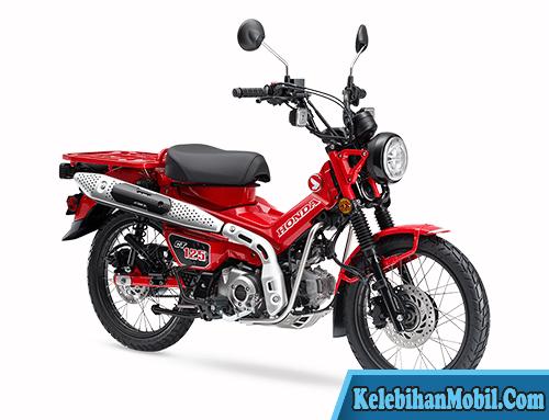 Kelebihan dan Kekurangan Honda CT125