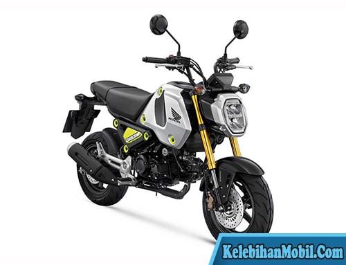 Spesifikasi dan Harga Honda Grom 2021