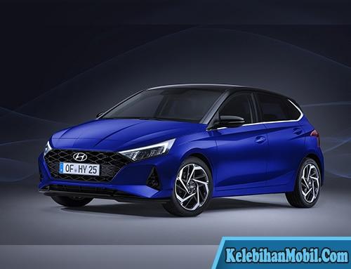 Harga dan Spesifikasi Hyundai i20 Indonesia