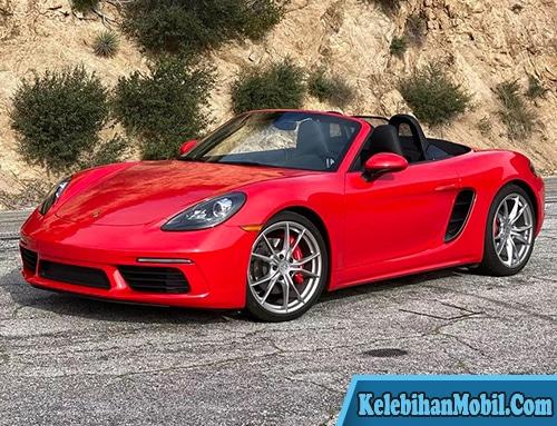Spesifikasi dan Harga Mobil Porsche 718 Boxster dan Cayman
