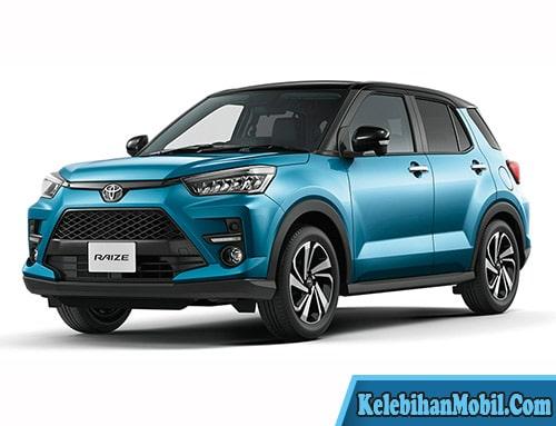 Kelebihan dan Kekurangan Toyota Raize Indonesia
