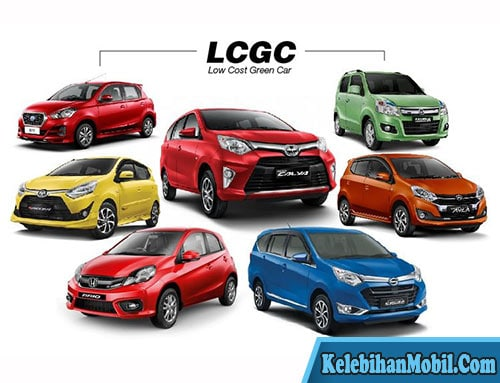 Mobil LCGC Terbaik dan Kekurangannya