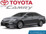 Harga Toyota Camry Bekas Baru