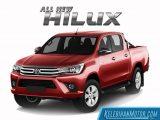 Kelebihan dan Kekurangan Toyota All New Hilux